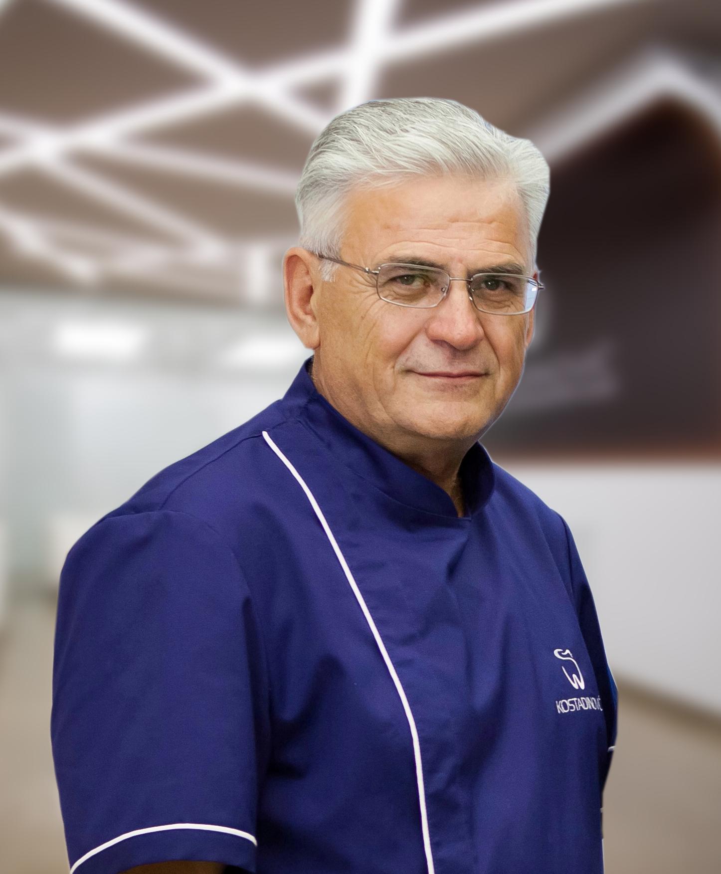 Prim. dr Savo Kostadinović